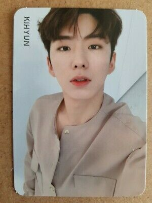 MONSTA X KIHYUN #1 Official Authentic PHOTOCARD TAKE.2 WE ARE HERE 2nd Album