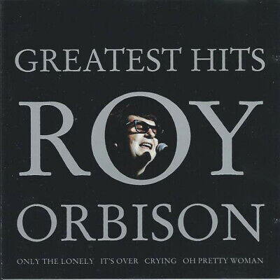 Roy Orbison ‎Greatest Hits 20 Trck CD Album Very Best Of Collection Pretty Woman