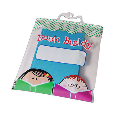 Creative Teaching Press Book Buddy Bags 6 Per Pk    10X12 3 Pk 2993