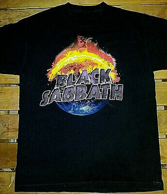 Adults S/M Black Sabbath 2016 Concert Tour T Shirt Beginning of the End