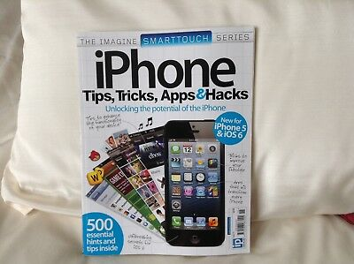Two Books, iPhone Tips, Tricks,Apps & Hacks Book + iPad Book