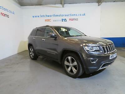 Jeep Grand Cherokee 3.0CRD ( 247bhp ) 4X4 Auto 2014MY Limited Plus