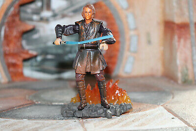 Darth Vader Duel at Mustafar Star Wars Revenge Of The Sith Collection 2005