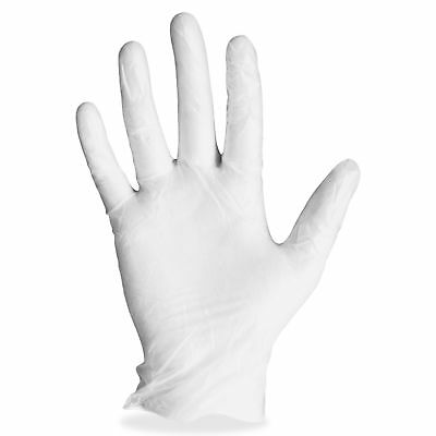 ProGuard Vinyl Gloves Powdered Small 4mil 10BX/CT Clear 8606SCT