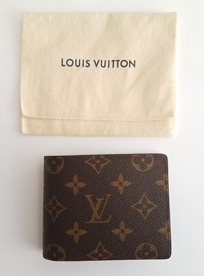 b0e4d1ad357ce PORTEFEUILLE LOUIS VUITTON Slender ! NEUF ! MONOGRAM ! WALLET LOUIS VUITTON  !