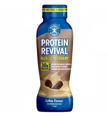 Protein Revival Bottle Coffee 375ml x 6