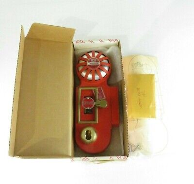 Vintage Best Lock Model B 1E64 Emergency Exit Fire Alarm