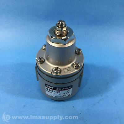 SMC IL201-02 IL200 Lock Up Valve USIP