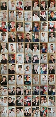 LOT of 77 MONSTA X Official Authentic PHOTOCARD TAKE.2 WE ARE HERE 2nd Album