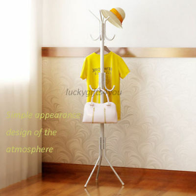 2 Color Multi Coat Umbrella Clothes Rack Stand Tree Style Hanger Hook AU STOCK