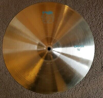 Paiste 101 16 Crash Cymbal
