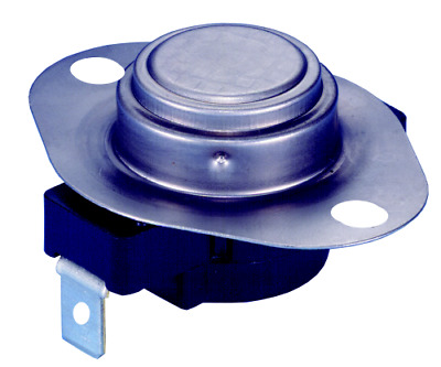 Supco SHF120 Fan Limit Control Thermostat, Cut In at 120 F, and Cut Out at 110 F