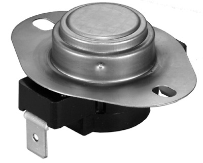 Supco L135 SPST LIMIT CONTROL THERMOSTAT Open 135 °F, Close 120 °F, 15° Dif