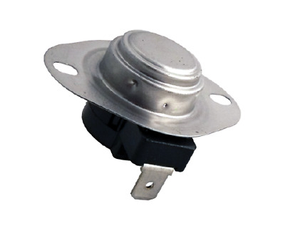 Supco L155 Limit Control Thermostat SPST Open 155 °F, Close 135 °F, 20° Dif