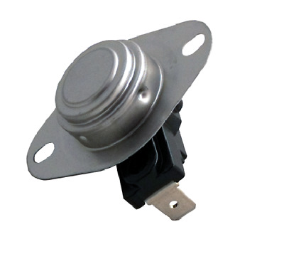 Supco L160 SPST Limit Control Thermostat, Open 160 °F, Close 140 °F, 20° Dif