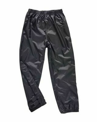 Genuine Triumph Motorcycles Rain Jeans Trousers Waterproof Over Trousers Jeans
