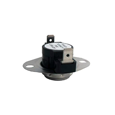 Supco L180-20 Limit Control Thermostat SPST Open 180 °F, Close 160 °F, 20° Dif