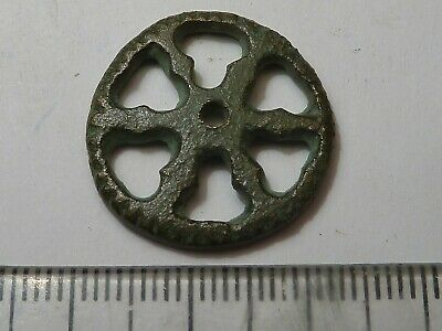 3640Ancient Celtic bronze ring money (pre-coin currency)