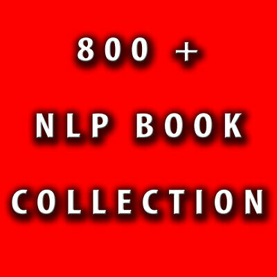 800+ NLP and more eBooks - Assorted eBooks for PC / Kindle etc