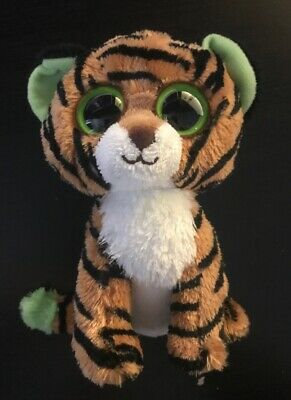 ab99f261792 TY BEANIE BOO Stripes the Tiger Cat 6