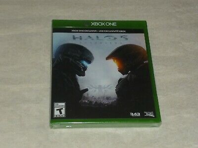 Halo 5: Guardians (Microsoft Xbox One, 2015) BRAND NEW AND FACTORY SEALED