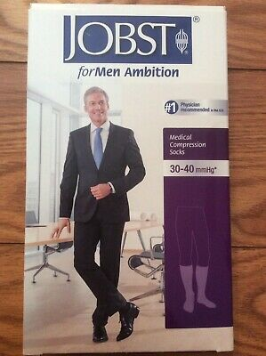 JOBST Medical Compression Socks 30-40 mmHg Brown Size 4