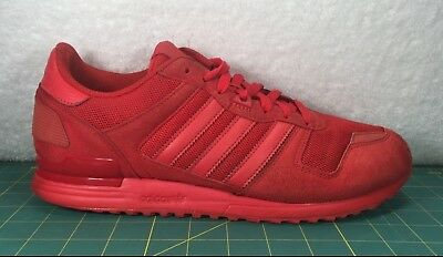 8ff0ddf22bf0d Adidas Originals ZX 700 Solar Red Yeezy Trainer Shoes Sneakers~Men s Size 10