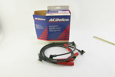 ** New OEM ACDelco 724J Spark Plug Wire Set GM 12350864 Fast Free Shipping