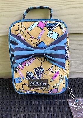 47d271b238d Matilda Jane Lunch Brunch Lunchbox Lunch Box Great For School or Work NEW