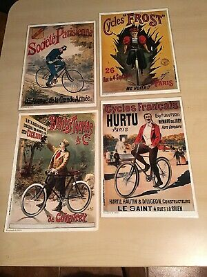 Affiches Cyclo Cycling