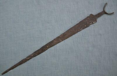 Ancient Scythian large Iron Sword Akinakes Acinaces Akinak 6th-5th Century B.C.