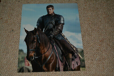 TOM HOPPER signed  Autogramm 20x25 In Person GAME OF THRONES , UMBRELLA ACADEMY