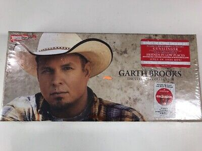 M1 Garth Brooks The Ultimate Collection & The Limited Series- CD/DVD Box Set