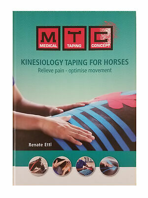 Vetkin Medical Taping Concept Kinesiology Taping For Horses