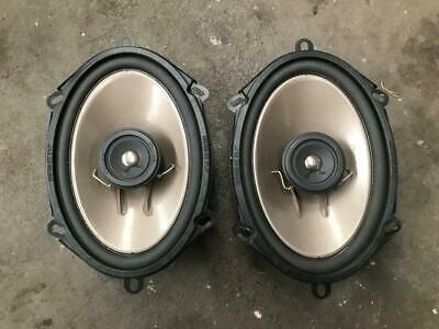 "Pioneer 5x7"" inch 2 way speakers pair TS-A5713 BA BF Ford Falcon door speaker"