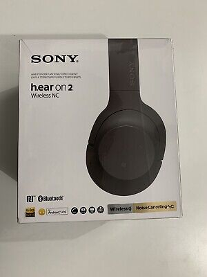 Sony WH-H900N h.ear on 2 Wireless Noise-Cancelling headphones