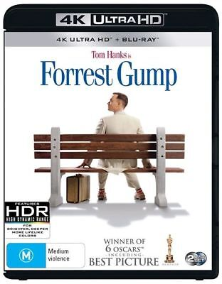 Forrest Gump 4K Ultra HD : NEW UHD Blu-Ray