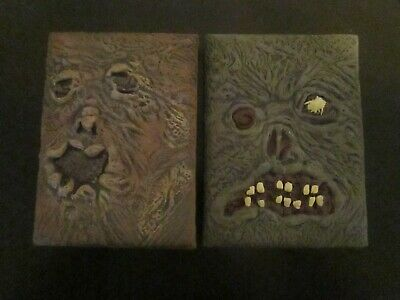 EVIL DEAD 1 & 2 Book Of The Dead Lot LIMITED EDITION Necronomicon OOP