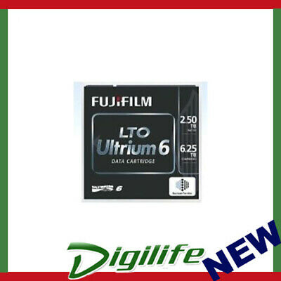 Fujifilm 71024 LTO6 - 2.5/6.25TB Data Cartridge