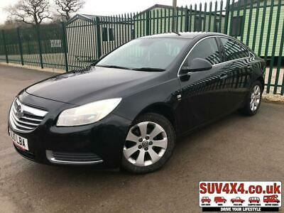 2010 10 Vauxhall Insignia 2.0 Se Cdti 5D 157 Bhp Alloys Cruise Privacy Leather S