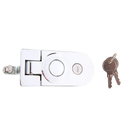 Compression Latch Lock LARGE Horsebox Locker Doors Tack Box Marine Boat