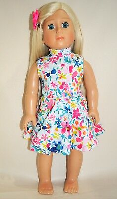 American Girl Dolls Our Generation 18 Inch Doll Clothes Skater Dress Only