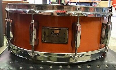 Pearl Masters Maple Shell Snare Drum