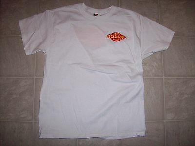 Li'l Red Express T Shirt  White  L, XL, 2XL