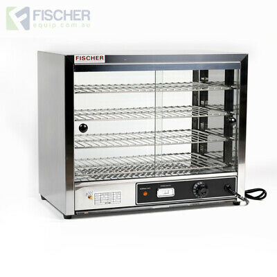 """""""brand New"""" Commercial Food Pie Warmer Hot Display Showcase Cabinet  - Pw805"""