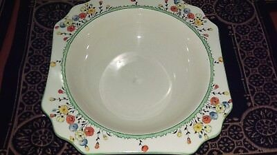 "Stone on Trent , Devon Ware , ""POPPY"" Pattern (Reg No. 733949) ARTDECO"