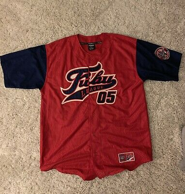ade4acd9d Vintage FUBU 05 Baseball Jersey Size XXL Official Classic Collection, Great  Cond