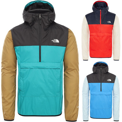 THE NORTH FACE TNF Fanorak WindWall de Randonnée Veste à Capuche pour Homme