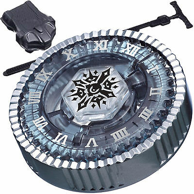 Beyblade Metal Fusion 4D Set +Launcher Kids Game Toys Children Gift - AU Seller