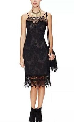 FREE PEOPLE Victorian Dress Love & Urban Lace And For Lemons Outfitters Nbd Ryu